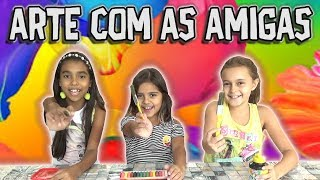 Baixar ARTE COM AS AMIGAS com Evelyn Passos e Isabelly Alexandra
