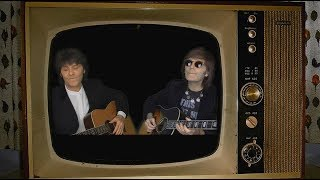 Paul McCartney and John Lennon on Saturday Night Live