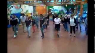 ELECTRIC SLIDE Line Dance