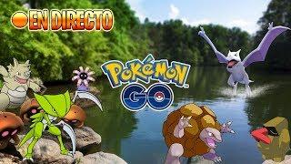 BUSCANDO SHINIES EN DIRECTO !! - Pokemon Go