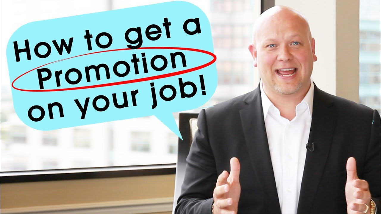 how to get a promotion how to get a promotion