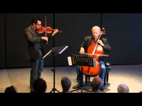 J S Bach | 2-Part Inventions #1, 2, 6 and 8
