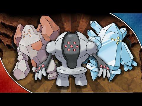 How To Get | Regirock Registeel & Regice - Pokemon Omega Ruby & Alpha Sapphire