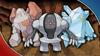 How to Get | Regirock Registeel & Regice - Pokemon Omega Ruby & Alpha Sapphire