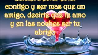 Amor platonico - Many Montes - Letra