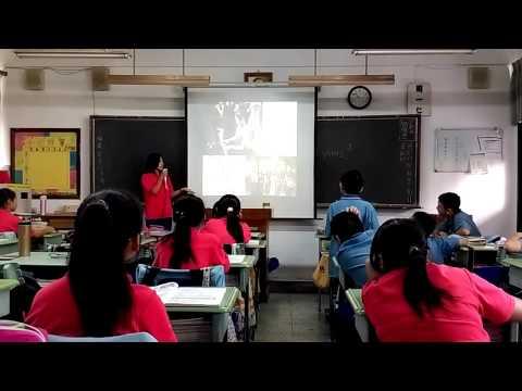 振聲104仁英文課學生自我介紹15