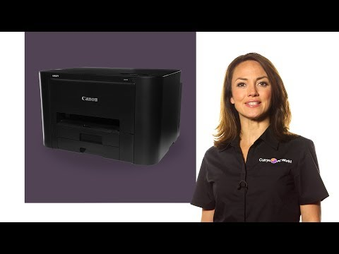 Canon Maxify Ib4150 Wireless Inkjet Printer Product Overview Currys Pc World Youtube