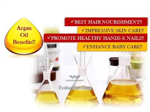 Argan Oil  Liquid Gold with Magical Benefits