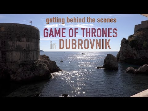 Game of Thrones Dubrovnik secrets and guide