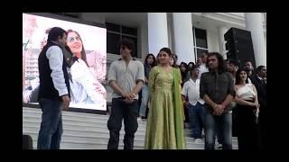 Shahrukh Khan and Anushka Sharma went to Varanasi for Jab Harry Met Sejal promtion