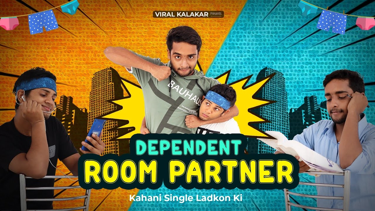 Dependent Room Partner in Allahabad || Kahani Single Ladkon Ki || Viral Kalakar