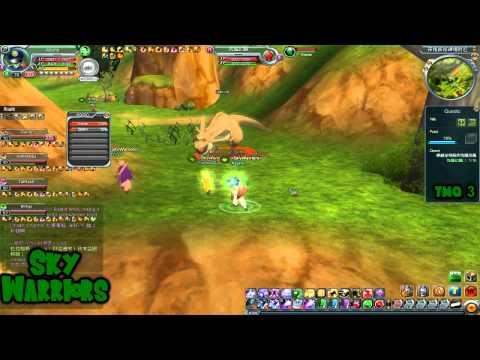 Dragon Ball Online (DBO) TMQ'S 1-4 by...