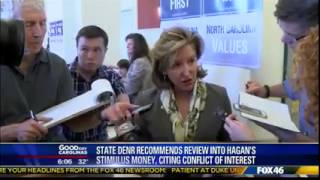 "Fox 46: North Carolina Investigating Kay Hagan For ""Possible Conflict Of Interest"""