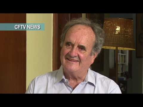 Mark Tully in conversation with Suhas Borker