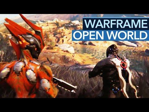 Open World Für Warframe - Plains Of Eidolon Bringt Neue Super-Gegner