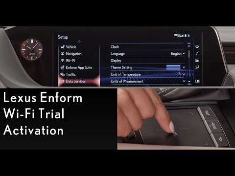 how-to-activate-trial-period-for-lexus-enform-wifi-|-lexus