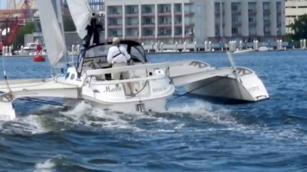 2007 Dragonfly 35 Trimaran 35 Boats for Sale - North Point Yacht Sales