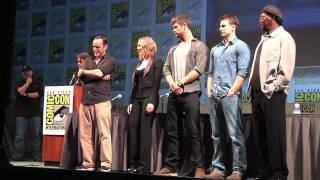 Comic-Con 2010: 'The Avengers' Cast Announcement Video