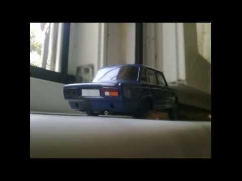 Avtosh Modelkalar(2013) VAZ 2107 Model Car...