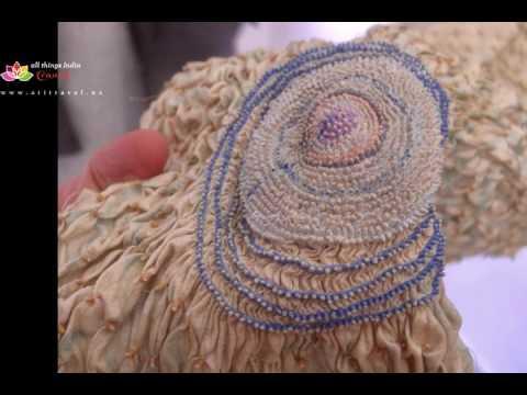 Millie & Rebecca Sass textiles tour of India with ATI Travel NZ
