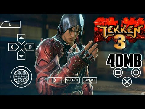 HOW TO DOWNLOAD TEKKEN 3 FOR ANDROID WITH CHEATS