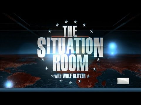 CNN The Situation Room Opening