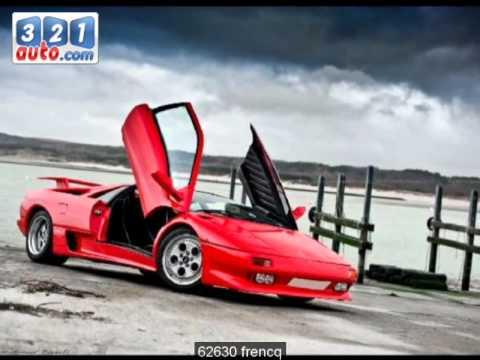 Occasion Lamborghini Diablo Frencq Youtube