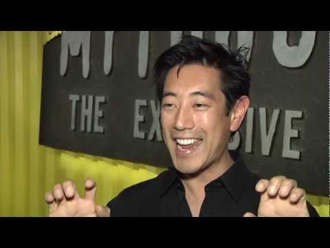 MythBusters: The Explosive Exhibition - Grant Imahara Interview