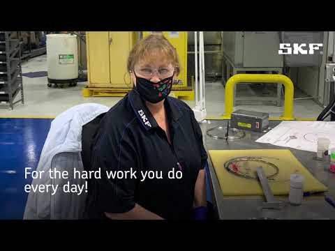 SKF Sumter Mars Video