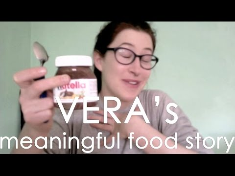 In Search of Meaningful Food - Vera's story