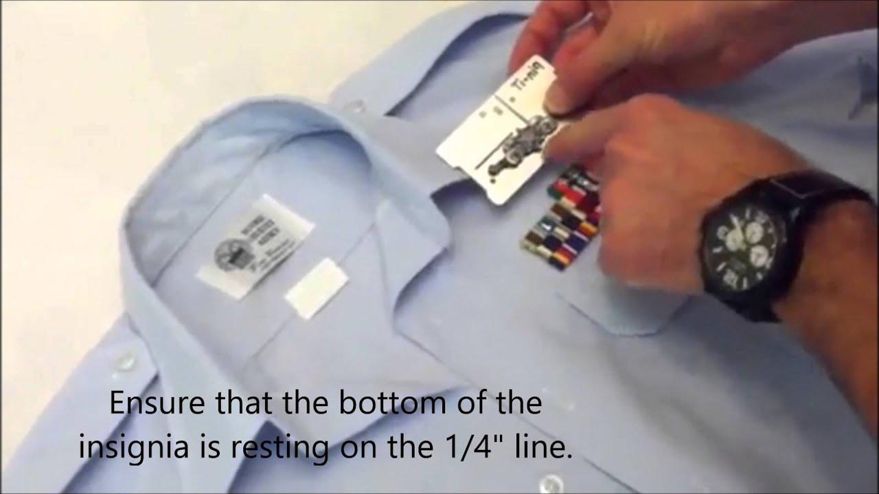 Coast guard uniform nail