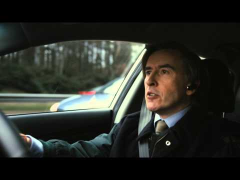 Alan Partridge Alpha Papa - Alan singing in his car