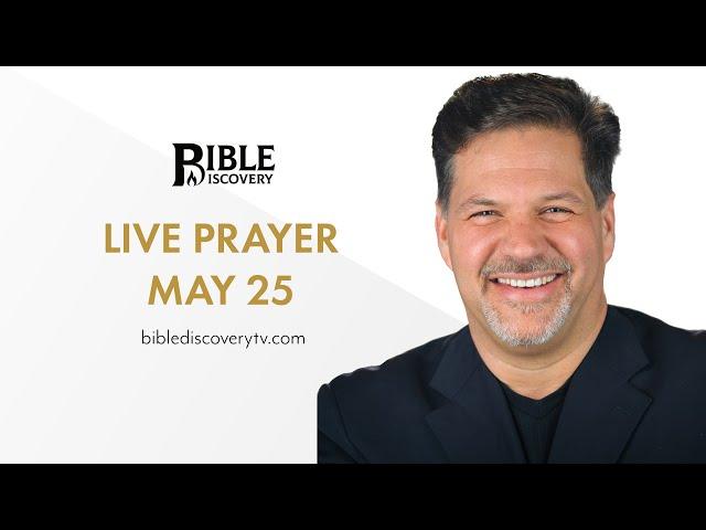 Live Prayer with Rod Hembree