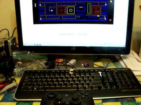 google-pac-man-using-logitech-game-controller-joystick