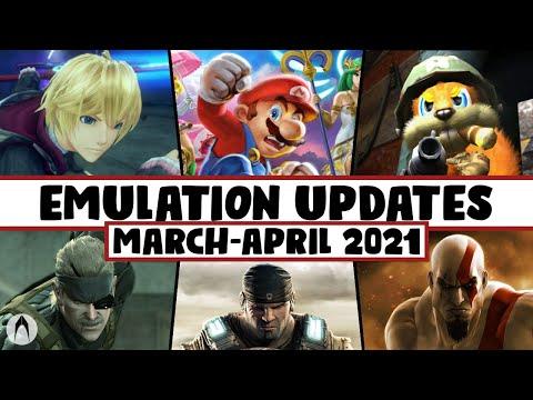 Download Emulation Update Recap - March & April 2021   Massive Improvements All Around!