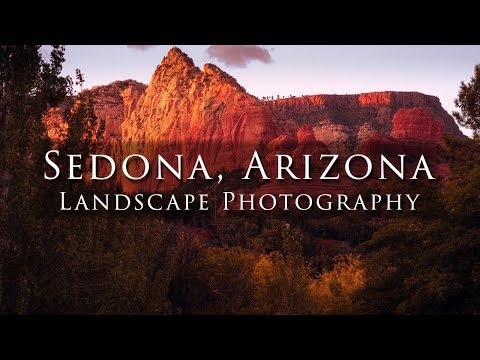 Landscape Photography in Sedona Arizona