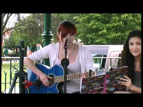 Paris Munro InspirationFM 1st Birthday in the Park
