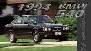 1994 BMW 540 - Throwback Thursday