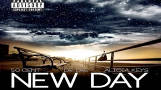 Video 50 Cent - New Day (Ft. Alicia Keys & Dr. Dre) [Official] download MP3, 3GP, MP4, WEBM, AVI, FLV Juli 2018