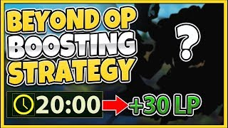 THIS S9 BOOSTING STRAT CAN'T LOSE ( HYPER-CARRY FUNNEL STRAT) S9 BOOSTING STRAT - League of Legends