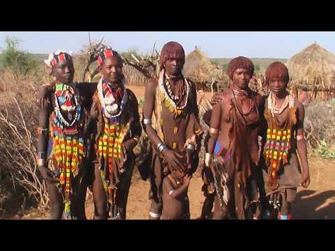Ethiopia ..Travel  to  the  South/5 / Tribe  Hamar /  Podróż   na  południe /Plemię  Hamar /