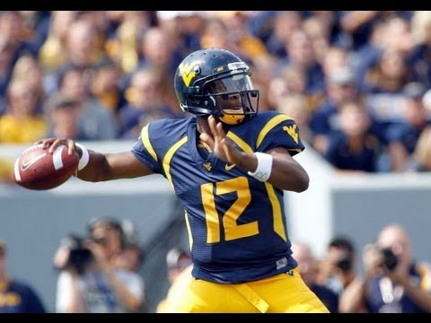 The Supreme Geno Smith Highlights (2013 Draft Pick 39th Pick - New York Jets)
