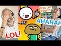 COMPILATION DI VIDEO STRANI 🤣 DIVERTENTI WOW!! (Scottecs Toons Vertical Compi