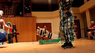 2014 Odyssey of the Mind World Finals NPHS Div 3 Prob 2