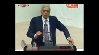 Ahmet Turk bersiv da Wezîrê Tirk Îdrîs Naîm Şahîn! www.nukurd.com