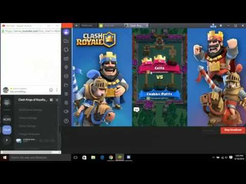 Clash Royale Rd to th8