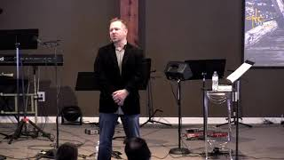 The Devil Wants You to Stay Home | Shawn Benson | Harvest Church