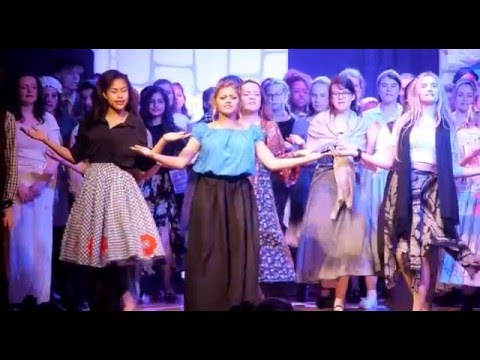 Beauty and the Beast (Blue Cast) - St Gabriel's RC High Scho