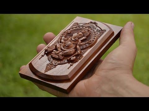 3D wood carving engraving cnc machine wegstr