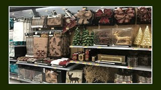 Christmas Decor Shopping At Walmart!